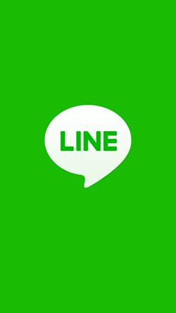 1.LINEを起動する。
